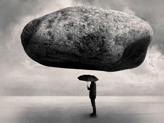 Бессилие и неуправляемость у зависимых