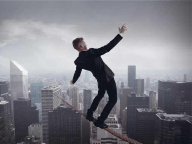 Лекция: Первый шаг и потеря контроля над собой