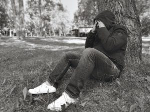 Абстинентный синдром при наркомании (ломка)